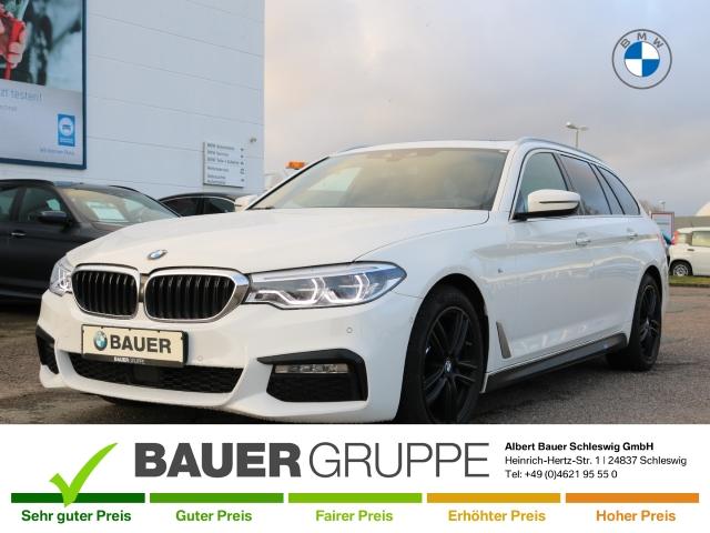 BMW 525 d M Sport Touring LED Navi HUD ACC Rückfahrkam. Panorama Fernlichtass. AHK-klappbar, Jahr 2017, Diesel