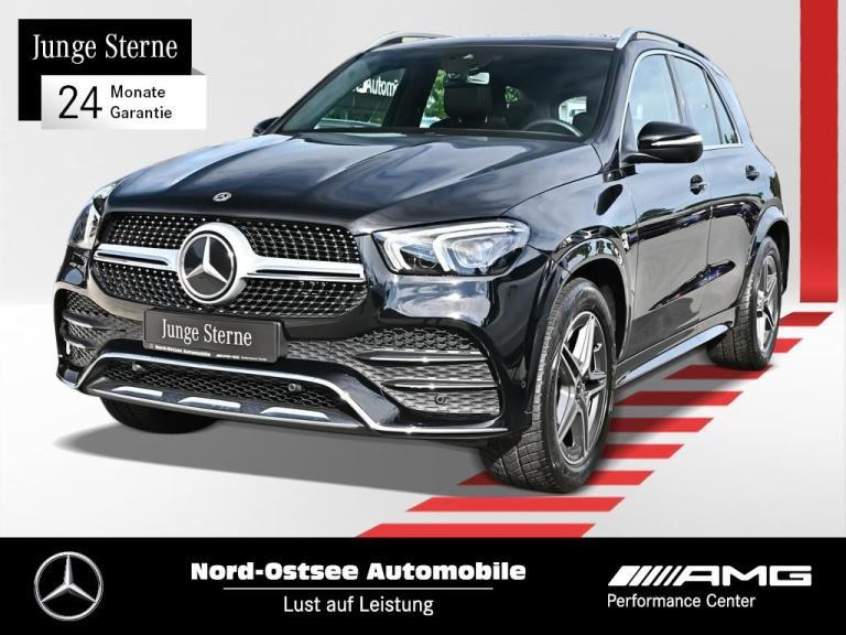 Mercedes-Benz GLE 300d 4M AMG 360° Kamera LED MBUX Widescreen, Jahr 2020, Diesel
