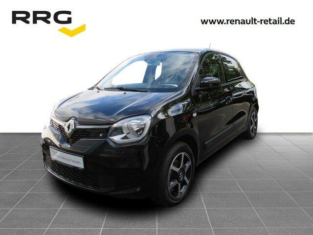 Renault Twingo SCe 75 Limited 0,99% Finanzierung wenig, Jahr 2019, Benzin