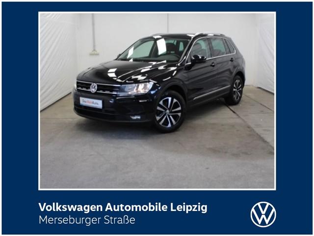 Volkswagen Tiguan 2.0 TDI IQ.DRIVE *DSG*ACC*AHK*SHZ*, Jahr 2020, Diesel