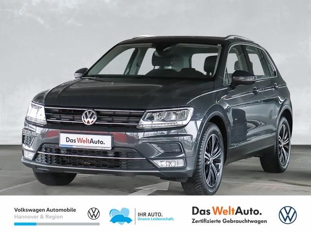 Volkswagen Tiguan 2.0 TDI Highline Klima Einparkhilfe ACC, Jahr 2016, Diesel