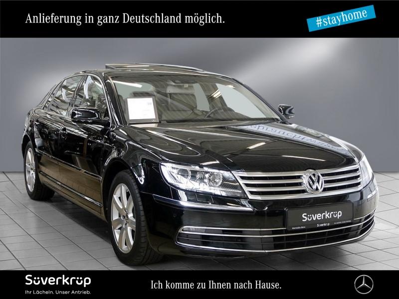 Volkswagen Phaeton V8 5-Sitzer 4Motion lang, Jahr 2016, Benzin