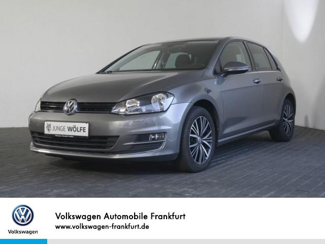 Volkswagen Golf VII 1.6 TDI DSG Allstar Klima ParkPilot Tempomat Golf 1,6 CLBM 81 fTDID7F, Jahr 2016, Diesel