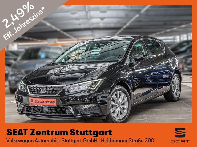 Seat Leon Style 1.4 TSI *Navi* *LED* *Winterpaket* *Soundsystem* *PDC*, Jahr 2017, Benzin