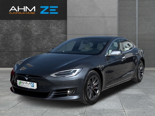Tesla Model S P100DL Performance RAVEN, Jahr 2020, Elektro