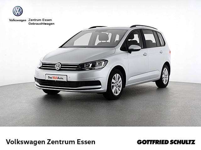 Volkswagen Touran Comfortline 1 5 TSI DSG 7-Sitzer AHK Navi ACC, Jahr 2020, Benzin