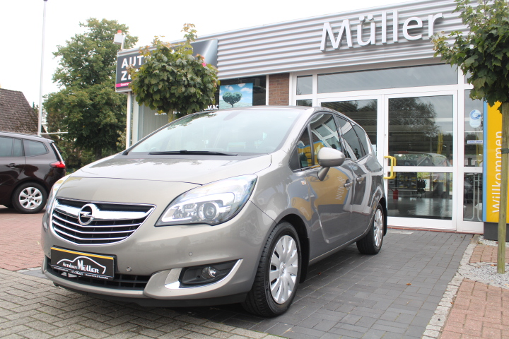Opel Meriva 1.4 Innovation SHZ, Jahr 2014, Benzin