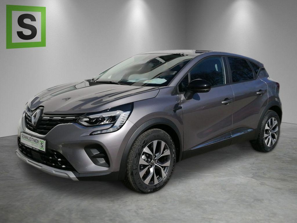 Renault Captur TCe 130 GPF EXPERIENCE 1372, Jahr 2020, Benzin