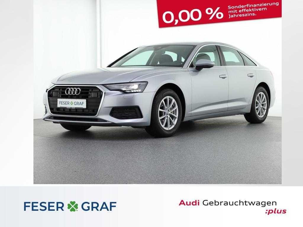 Audi A6 Limo. 40 TDI S tronic ACC/Virtual/LED/ACC, Jahr 2019, Diesel