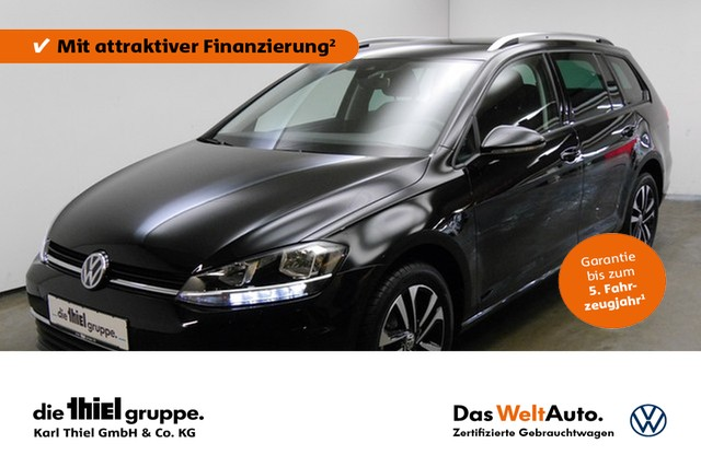 Volkswagen Golf Variant 1.6 TDI IQ.Drive Navi+Kamera+Digi-Tacho, Jahr 2020, Diesel