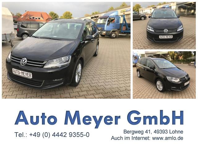 Volkswagen Sharan 1.4 TSI CUP Klima Einparkhilfe, Jahr 2014, Benzin