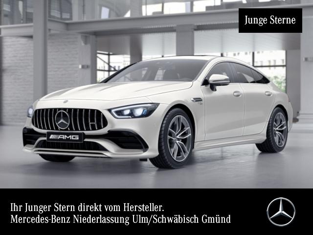 Mercedes-Benz AMG GT 43 4M+ DISTRONIC HuD AHK AktivMultikSitz, Jahr 2020, Benzin