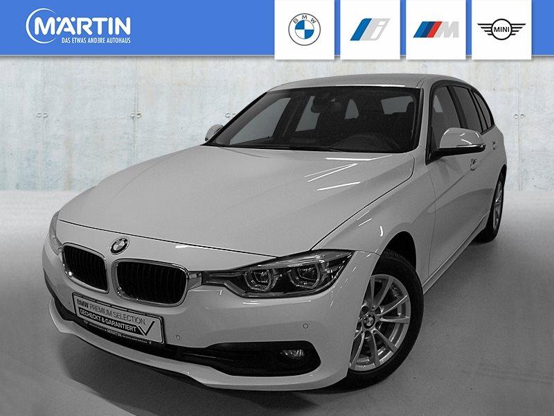 BMW 320d xDrive Touring Advantage *LED*Navi*Bus.*Shz*, Jahr 2017, Diesel