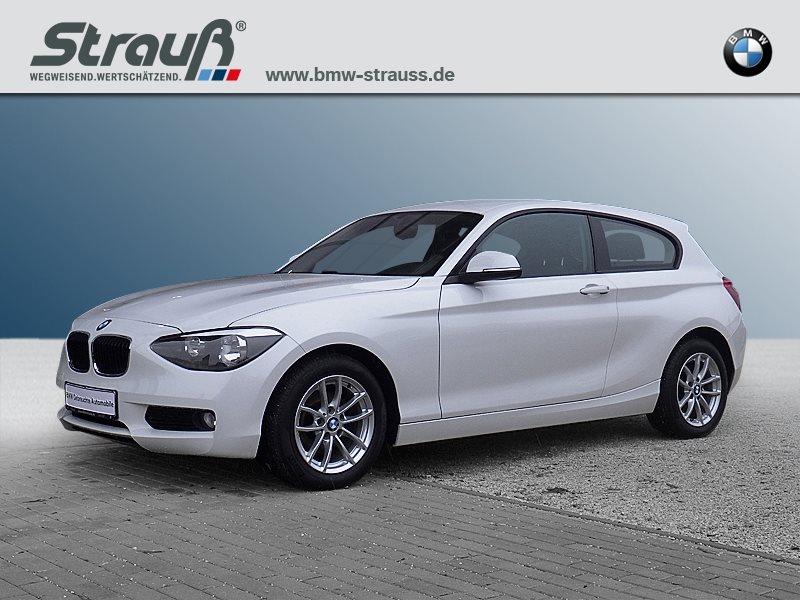 BMW 116i 3-Türer Klima Shz, Jahr 2013, petrol