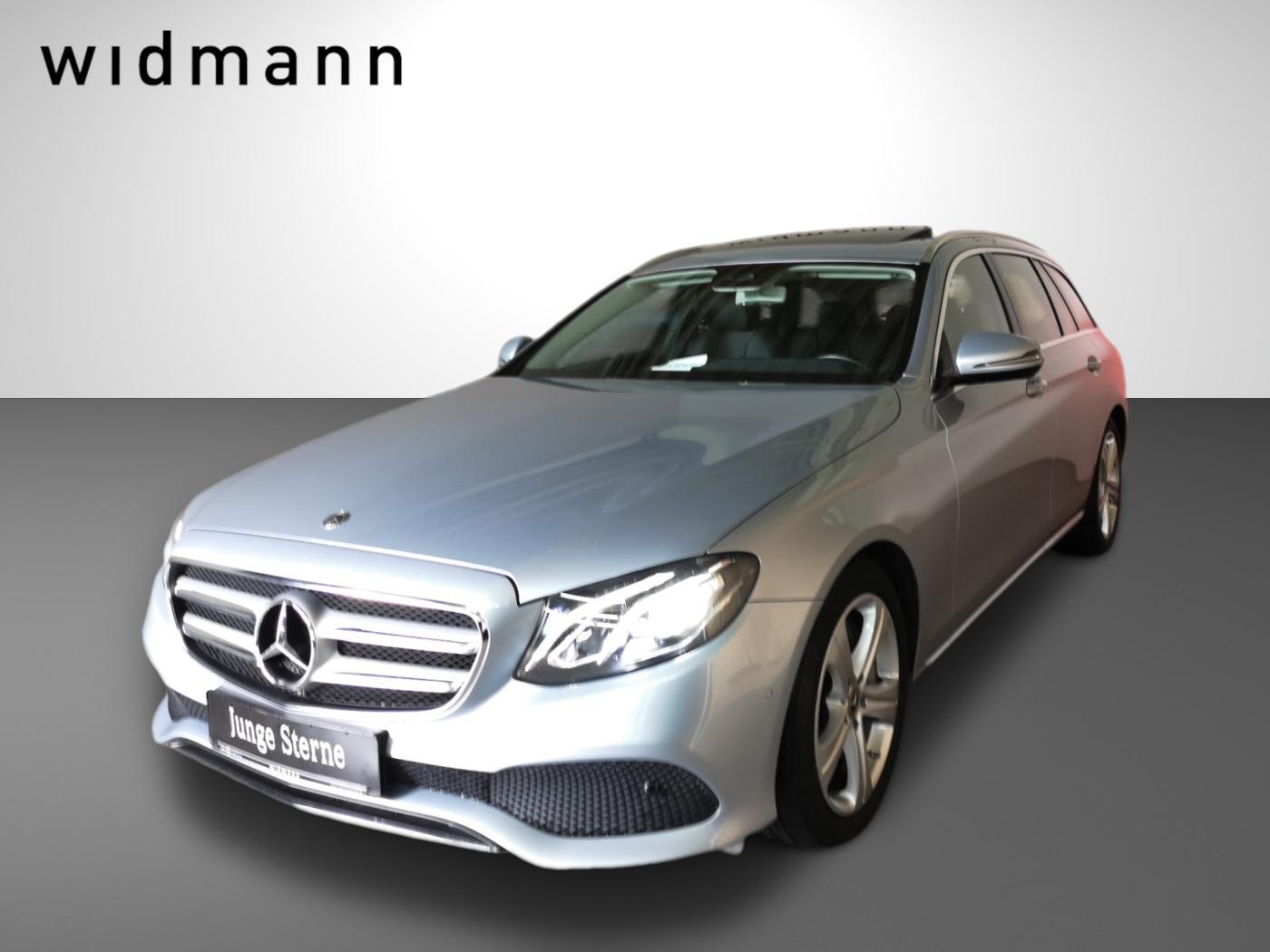 Mercedes-Benz E 400 4M T *Avantgarde*Comand*LED*Sitzheizg*AHK*, Jahr 2018, Benzin
