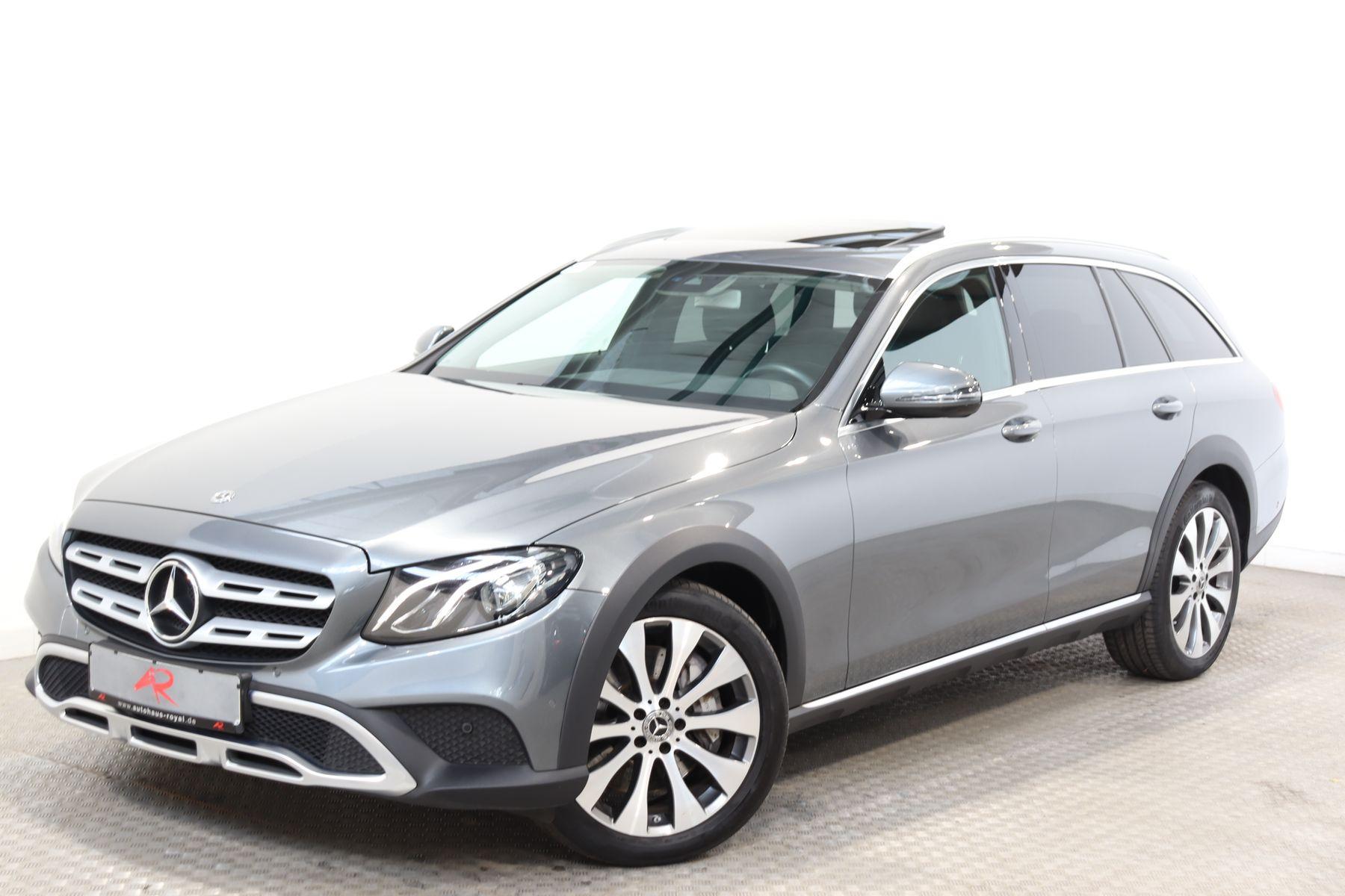 Mercedes-Benz E 350 d T 4M All-Terrain AIRBODY,COMAND,KAMERA, Jahr 2017, Diesel