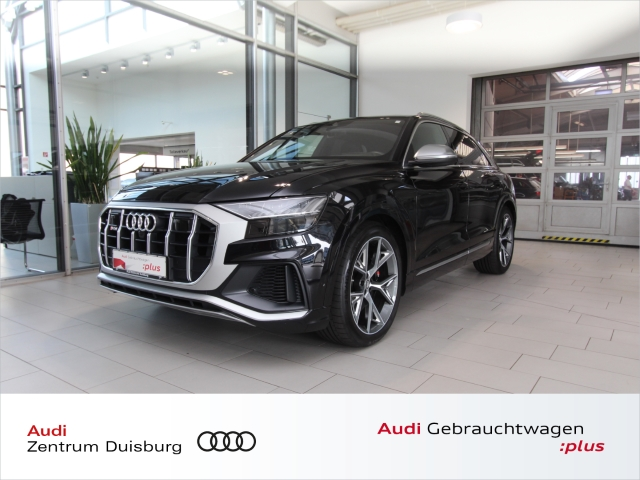 Audi SQ8 4.0 TDI quattro tiptronic Panoramadach B&O, Jahr 2019, Diesel