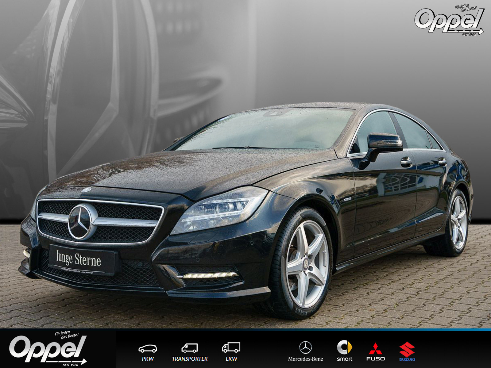 Mercedes-Benz CLS 350 CDI +XENON+Navi+Parktronic+Kamera+SD+LM+, Jahr 2012, diesel