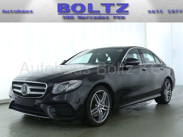 Mercedes-Benz E 450 4M ENp 86000 AMG Com Distr. SHD Multib LED, Jahr 2018, Benzin