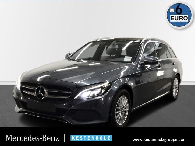 Mercedes-Benz C 220 d T Avantgarde NUR AN HÃNDLER/GEWERBE!!, Jahr 2015, Diesel