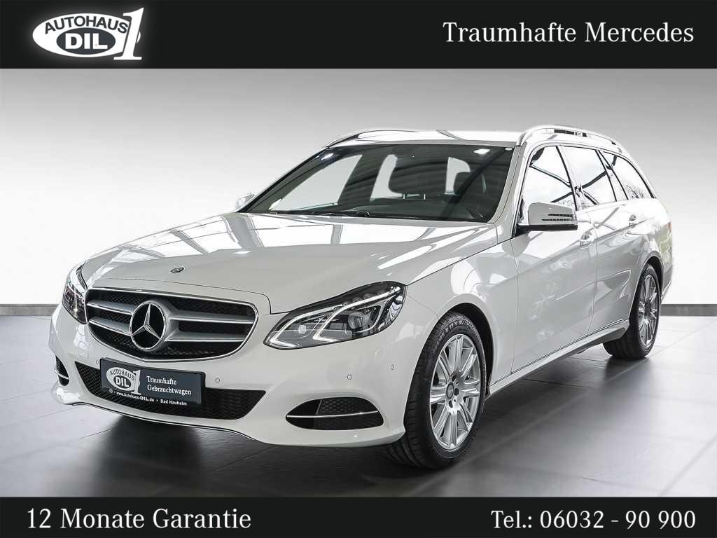 Mercedes-Benz E 200 T * Avantgarde * * Sport-Paket Exterieur *, Jahr 2014, Benzin