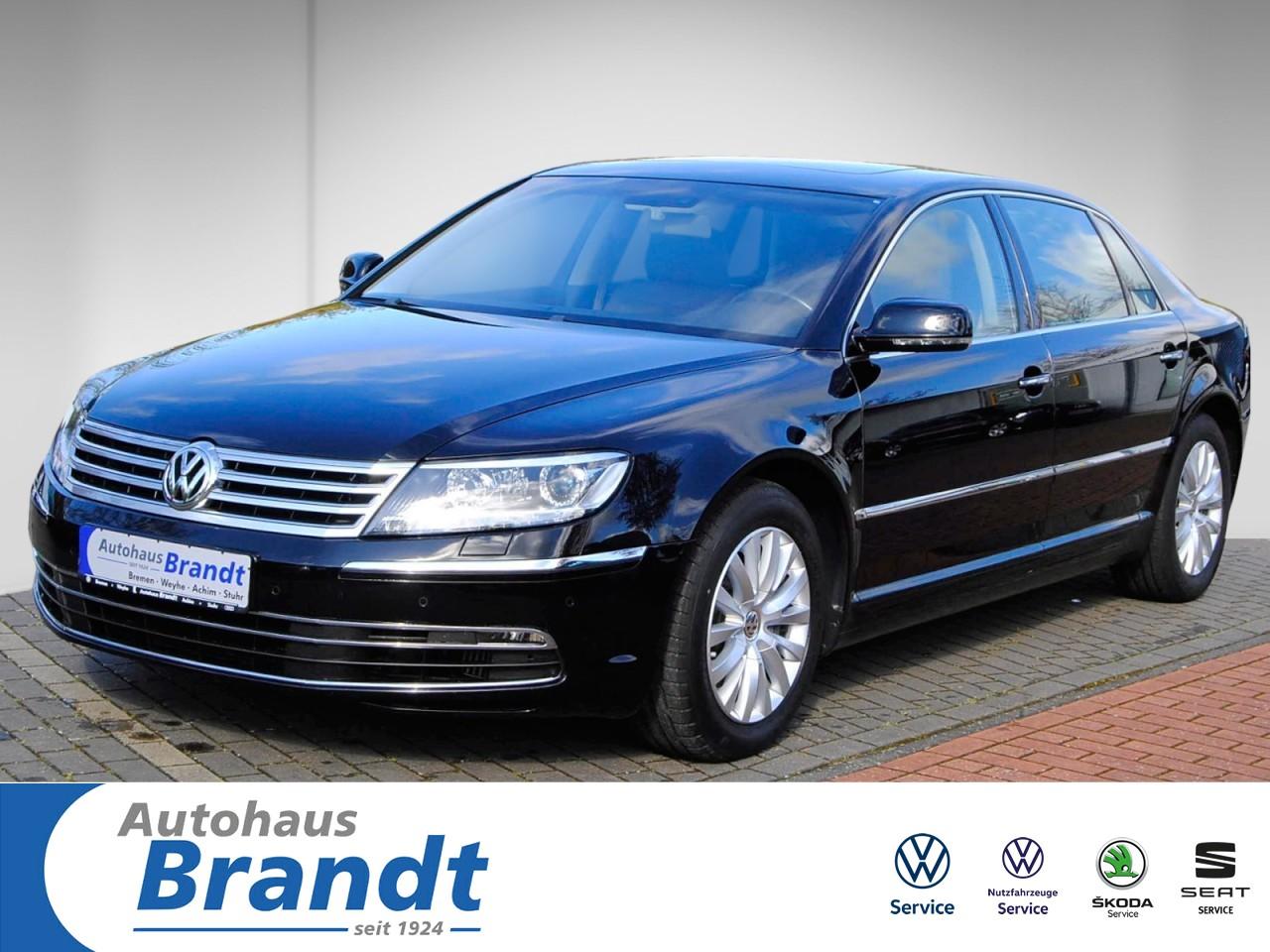 Volkswagen Phaeton lang 3.0 TDI 4M*XENON*LEDER*SHD*GRA, Jahr 2015, Diesel
