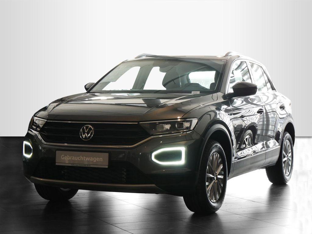 Volkswagen T-Roc 1.5TSI DSG Style NAVI AHK LED, Jahr 2021, Benzin