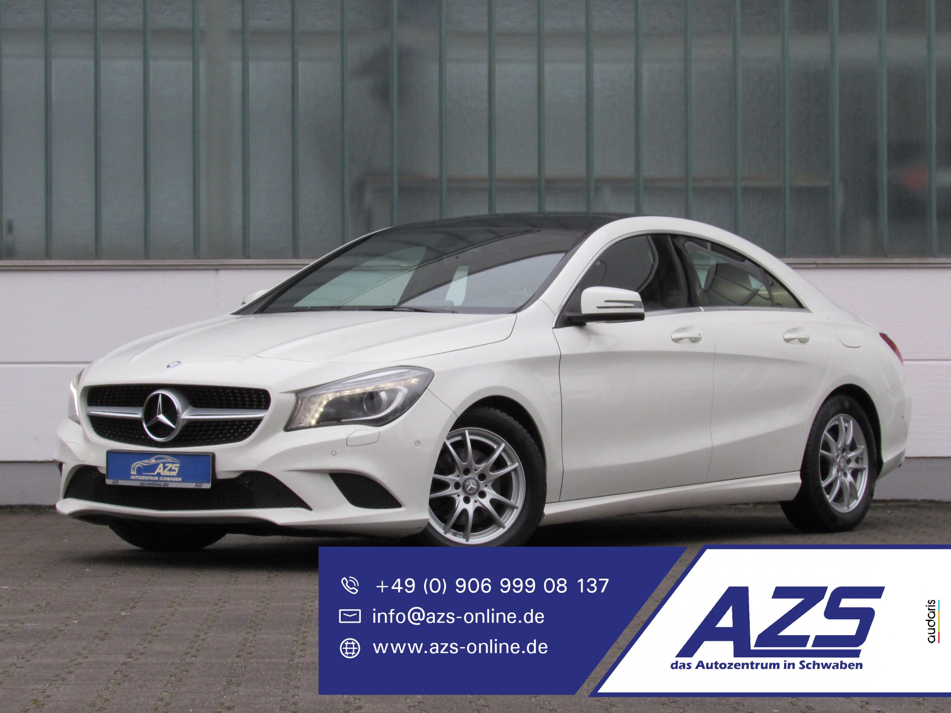 Mercedes-Benz CLA 220 Coupe | Pano | AZS-SICHERER-ONLINE-KAUF, Jahr 2013, Diesel