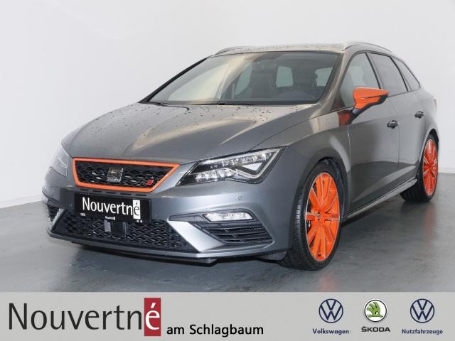Seat Leon 2.0 TSI ST Cupra 300 4Drive + Navi + ACC + Ka, Jahr 2018, Benzin