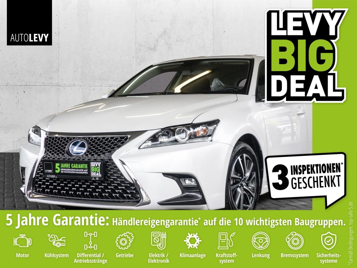 Lexus CT 200h Executive *Klimaautomatik*LED*, Jahr 2019, Hybrid