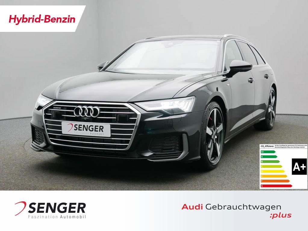 Audi A6 Avant sport 55 TFSI e quattro Assistenzpaket, Jahr 2021, Hybrid