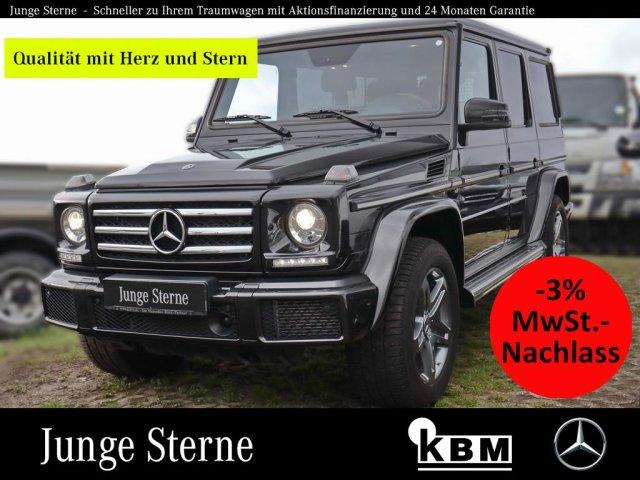 "Mercedes-Benz G 350 d LIMITED EDITION ""1 OF 463"" °DISTRONIC°, Jahr 2018, diesel"