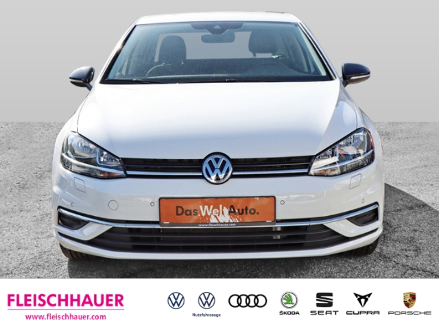 Volkswagen Golf VII IQ.DRIVE 1.5 TSI BMT EU6d-T NAVI PDC, Jahr 2019, Benzin