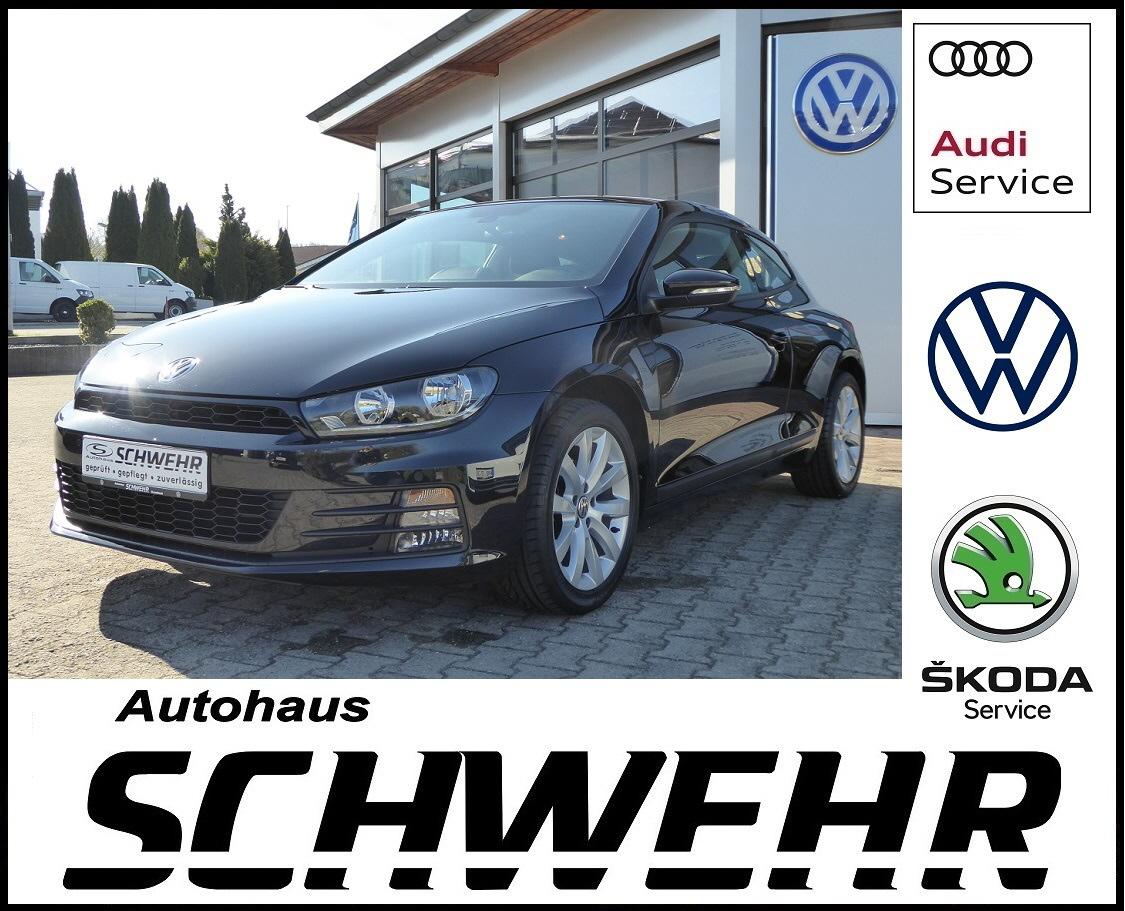 Volkswagen Scirocco Sport 1.4 TSI BlueMotion Technology, Jahr 2017, Benzin