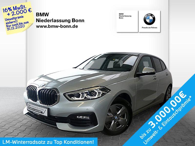 BMW 116d Advantage, Jahr 2019, Diesel