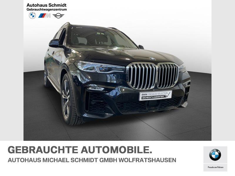 BMW X7 xDrive40d M Sportpaket*Sky Lounge*AHK*Komfortsitze*, Jahr 2020, Diesel