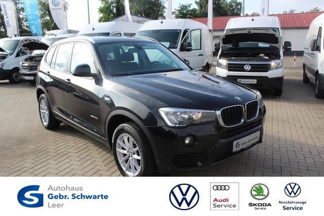 BMW X3 sDrive 18d AHK MFL NAVI PDC SHZG TEMP, Jahr 2014, Diesel