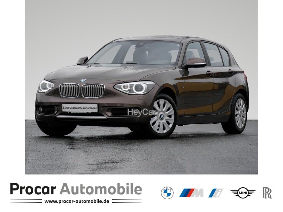 BMW 118d xDrive Urban Line Navi Prof. Klimaaut. PDC, Jahr 2014, Diesel