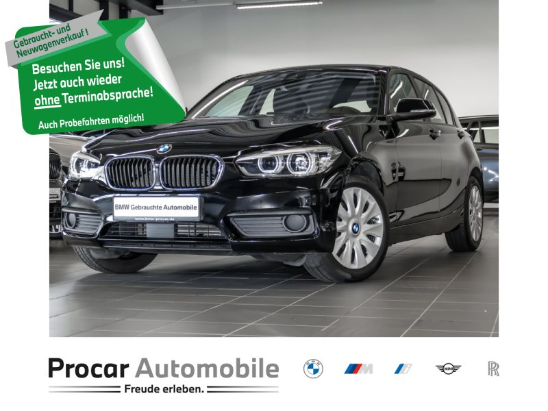 BMW 116d /5 LED Navi Bus. ACC + Stop&Go Klimaaut., Jahr 2018, Diesel