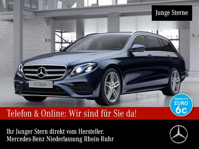 Mercedes-Benz E 220 d T AMG 360° Multibeam COMAND AHK Kamera, Jahr 2017, Diesel