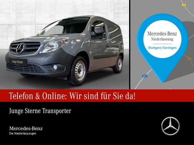 Mercedes-Benz Citan 108 CDI WORKER Ka Lang Hecktür 180 Grad, Jahr 2016, Diesel