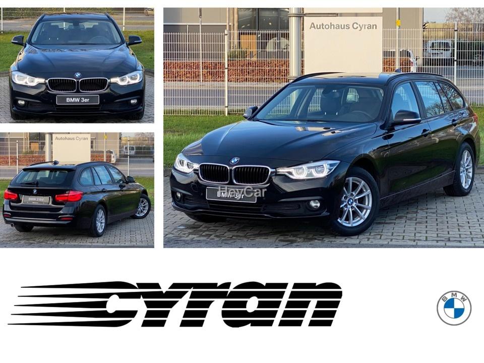 BMW 318d Touring Advantage Navi PDC Sitzhzg. LED, Jahr 2017, Diesel