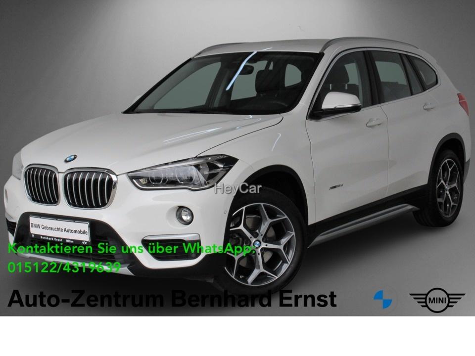 BMW X1 xDrive18d xLine Aut. Klimaaut. PDC MF Lenkrad, Jahr 2018, Diesel