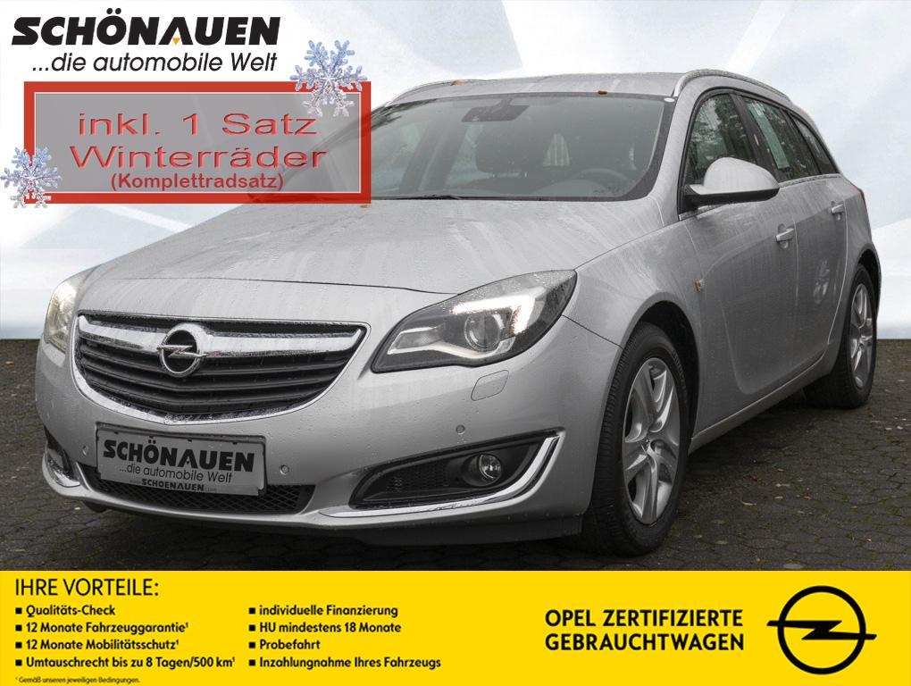 Opel Insignia 1.6D ST EDITION +NAVI+KLIMA+PDC+SHZ++, Jahr 2017, Diesel