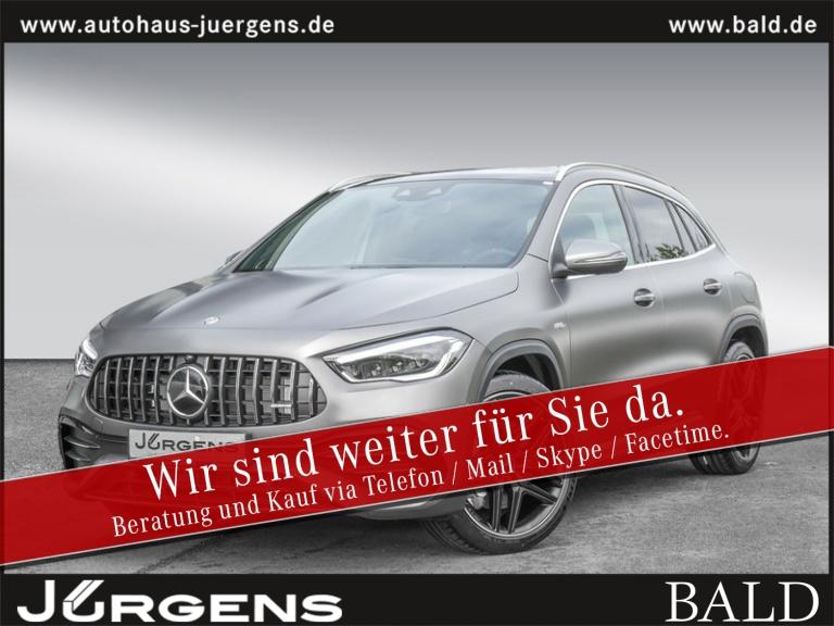 Mercedes-Benz GLA 35 AMG 4M Burmester+Fahrassist.+Pano.-Dach, Jahr 2020, Benzin