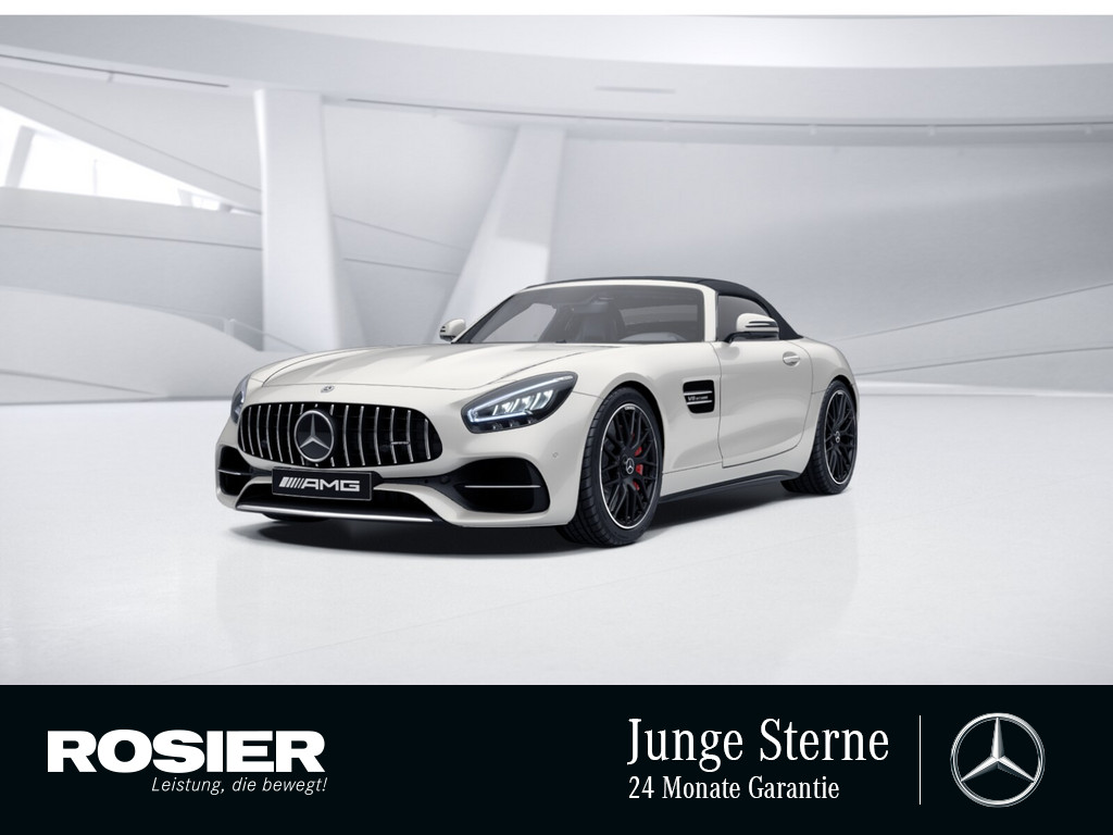 Mercedes-Benz AMG GT S Roadster, Jahr 2020, Benzin