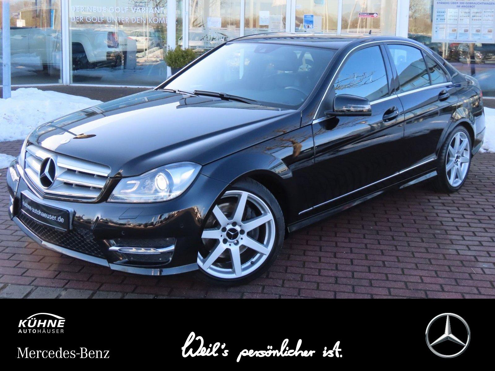 Mercedes-Benz C 250 CDI 4matic/AMG-Sportp./PTS/Comand/ILS/SHD, Jahr 2013, Diesel