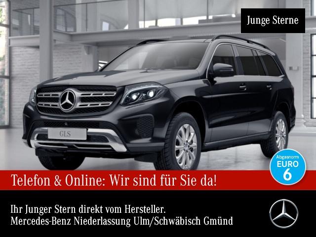 Mercedes-Benz GLS 350 d 4M 360° Airmat Stdhzg Pano COMAND, Jahr 2016, Diesel