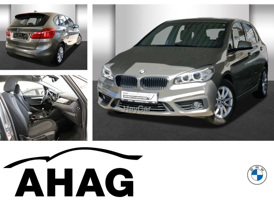 BMW 216 Active Tourer Advantage Klimaaut. PDC NSW, Jahr 2017, Diesel