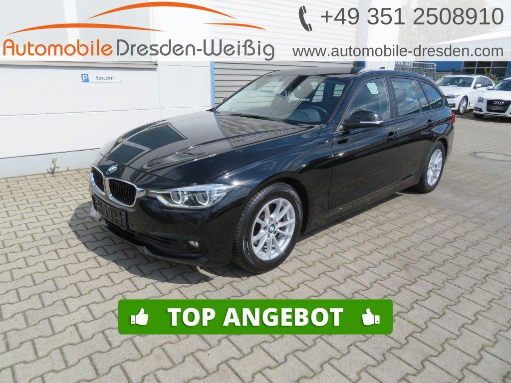 BMW 320 d EfficientDynamics*variable Sportlenkung, Jahr 2017, Diesel